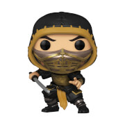 Mortal Kombat Scorpion Funko Pop! Vinyl