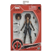 Hasbro Marvel Legends X-Men Domino Action Figure