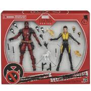 Hasbro Marvel Legends X-Men Deadpool Negasonic Teenage Warhead 2-pack Action Figure