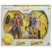 Hasbro Marvel X-Men Series, Marvel's Hawkeye et Marvel's Logan