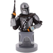 Cable Guys Star Wars The Mandalorian Mando Controller and Smartphone Stand