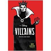Disney Villains: 100 Collectible Postcards