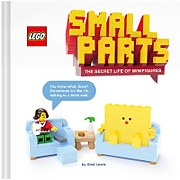 LEGO Small Parts: The Secret Life of Minifigures Book