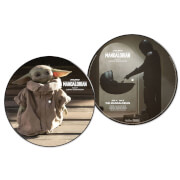 "The Mandalorian Limited Edition 10"" Single Picture Disc"