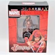 Eaglemoss Marvel Elektra Figure