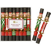 Talking Tables Nutcracker Saucer Crackers - Pack of 8