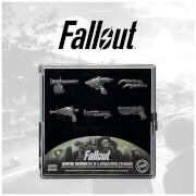 Fallout Pin Badge Set