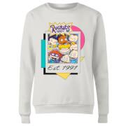 Rugrats Est. 1999 Damen Sweatshirt - Weiß