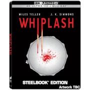 Whiplash 4K + Blu-ray 2D - Steelbook Ed. Limitada Exclusivo Zavvi