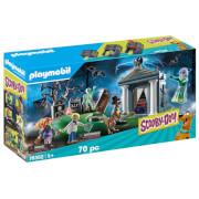 Playmobil Scooby Doo! Adventure On The Cemetery (70362)