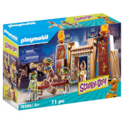 Playmobil Scooby Doo! Adventure in Egypt (70365)