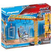 Playmobil City Action Construction Crane (70441)
