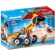 Playmobil City Action Front End Loader (70445)
