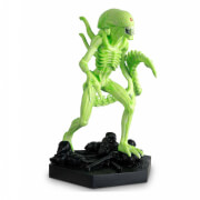 Eaglemoss Alien Statue (Glow In The Dark) Grid Xenomorph Predator