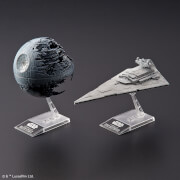 Revell Star Wars Death Star II and Imperial Star Destroyer Model