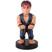 Cable Guys Street Fighter Evil Ryu Controller and Smartphone Stand
