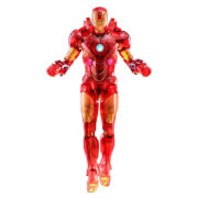 Hot Toys Marvel Iron Man Mark IV (Holographic Version) Toy Fair Exclusive Action Figure 30cm