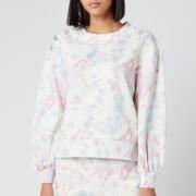 Olivia Rubin Women's Nettie Jersey Sweatshirt - Pastel Tie Dye - XS