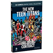 DC Comics Graphic Novel Teen Titans The Judas Contract Book
