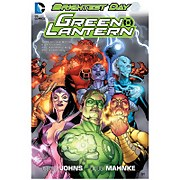DC Comics Green Lantern Brightest Day