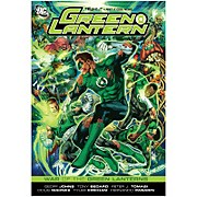 DC Comics Green Lantern War Of The Green Lanterns