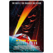 Star Trek Insurrection Poster