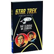 Star Trek Graphic Novel Star Trek UK Comic Pt 3 (V29)