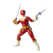 Hasbro Power Rangers Lightning Collection Zeo Red Ranger Action Figure