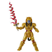 Hasbro Power Rangers Lightning Collection Mighty Morphin Goldar Action Figure