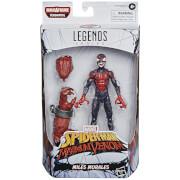 Figurine de Collection Miles Morales Venom 15,24 cm - Hasbro Marvel Legends