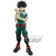 Banpresto My Hero Academia Age of Heroes-Deku Figure