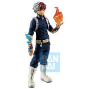 Banpresto Ichibansho Figure Shoto Todoroki(Fighting Heroes Feat. One's Justice) Figure