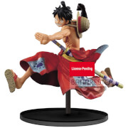 Banpresto One Piece Battle Record Collection -Monkey D. Luffy Figure