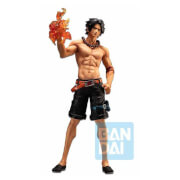 Banpresto Ichibansho Figure Portgas D. Ace (The Bonds of Brothers) Figure