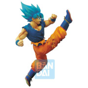 Banpresto Dragon Ball Super Super Saiyan God Super Saiyan Son Goku Z-Battle Figure Figure