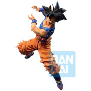 "Banpresto Ichibansho Figure Son Goku (Ultra Instinct""Sign"") (Dokkan Battle) Figure"