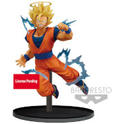 Banpresto Dragon Ball Z Dokkan Battle Collab-Super Saiyan 2 Goku Figure