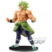 Banpresto Dragon Ball Super Banpresto World Figure Colosseum Special Broly Figure