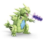Mega Construx Pokemon Tyranitar 5.75  Figure
