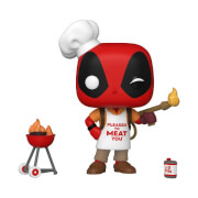 Marvel Deadpool 30th Backyard Griller Deadpool Pop! Vinyl Figure