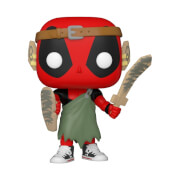 Marvel Deadpool 30th Nerd Deadpool Pop! Vinylfigur