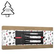 Купить BareMinerals 3-Piece Brush Set and Bag