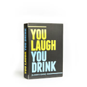 You Laugh, You Drink Card Game