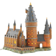 Harry Potter Village Hogwarts Great Hall and Tower - UK Plug
