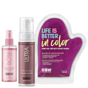 Купить MineTan Get Glowing Face and Body Tanning Trio