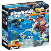 Playmobil Top Agents Spy Team Sub Bot (70003)
