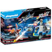 Playmobil Galaxy Police Truck (70018)