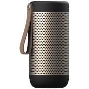 Kreafunk aCOUSTIC Bluetooth Speaker - Black