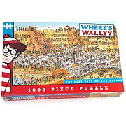 Casse-tête Where's Wally The Last Days of the Aztecs (1000 pièces)