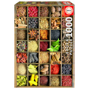 Spices Jigsaw Puzzle (1000 Pieces)